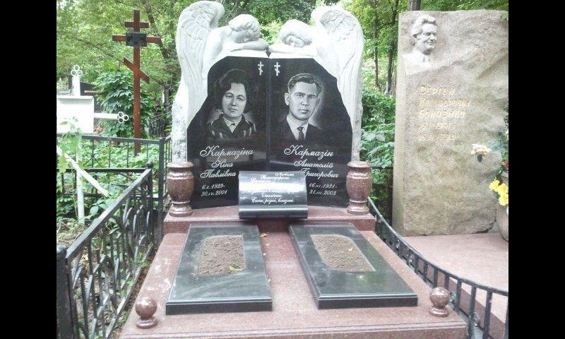 Гранитные памятники в Одессе. Галерея, фото 3