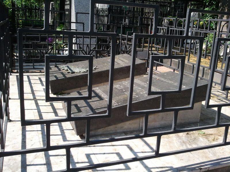 Изготовление оград в Одессе. Галерея, фото 1